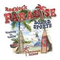 Redneck Paradise Fine-Art Print