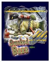 Smoked Bass Fine-Art Print