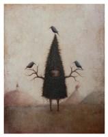 Friend of the Crow Fine-Art Print