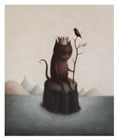 King of the Black Isle Fine-Art Print