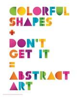 Abstract Art Fine-Art Print