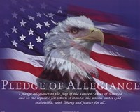 Pledge of Allegiance Fine-Art Print