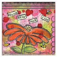 Bloom Grow Fine-Art Print