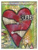 Grace Heart Fine-Art Print
