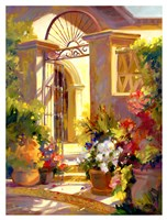 Fragrant Entrance Fine-Art Print