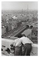 View from the Towers of Notre Dame Fine-Art Print