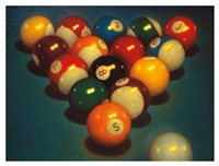 Eight Ball II Fine-Art Print