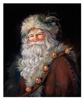 Father Christmas Fine-Art Print