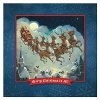 Merry Christmas to All Fine-Art Print