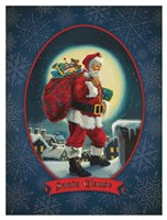 Santa Clause Fine-Art Print