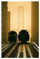Cable Cars, San Francisco Fine-Art Print