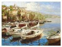 Harbor Bay Fine-Art Print