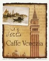 Caffe Venezia Fine-Art Print