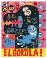 Monstro Fine-Art Print