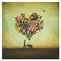 Big Heart Botany Fine-Art Print
