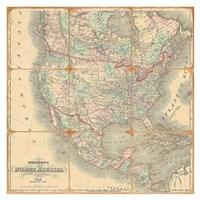 American Republic, 1842 Fine-Art Print