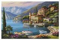Villa Bella Vista Fine-Art Print