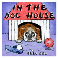 In the Dog House Fine-Art Print