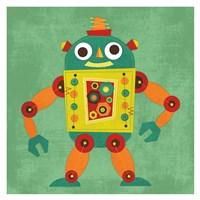 Robot 1 Fine-Art Print