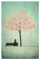 The Cherry Tree - Spring Fine-Art Print