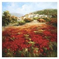 Poppyhill Village Fine-Art Print