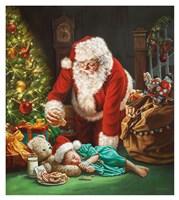 Cookies for Santa Fine-Art Print