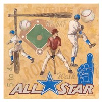 All Star Fine-Art Print