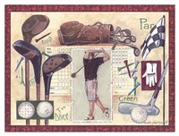 Golf Swing Fine-Art Print