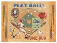 Play Ball Fine-Art Print