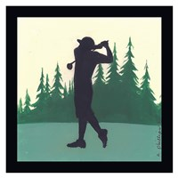 Play Golf II Fine-Art Print