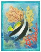 Tropical Fish I Fine-Art Print
