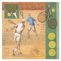 Volley Fine-Art Print