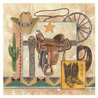 Western IV Fine-Art Print