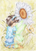 Hello Fairie Fine-Art Print
