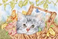 Lily Basket Fine-Art Print