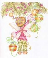 Tree Pixie Fine-Art Print