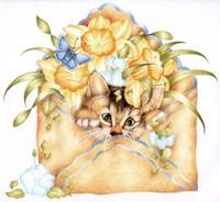 Kitty Post Fine-Art Print