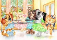 Pirouette Pets Fine-Art Print