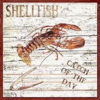 Shellfish II Fine-Art Print