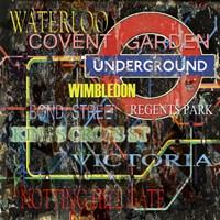 Underground Fine-Art Print