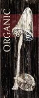 Organic Mushroom Fine-Art Print