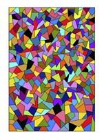Shards Colored Fine-Art Print