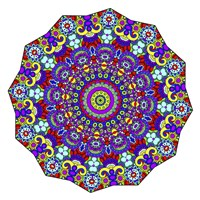 The Sigh Mandala Fine-Art Print