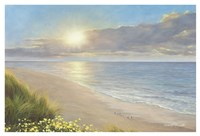 Beach Serenity Fine-Art Print