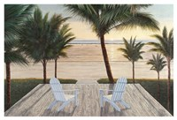 Palm Beach Retreat Fine-Art Print