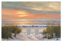 Paradise Sunset Fine-Art Print