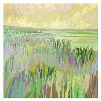 Lake Shore III Fine-Art Print