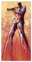 Trumpet Solo Fine-Art Print