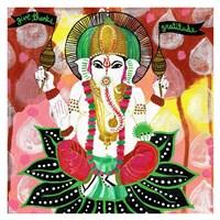Ganesh of Gratitude Fine-Art Print