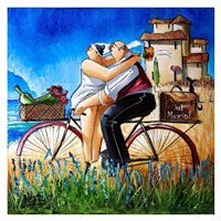 Just Married Fine-Art Print
